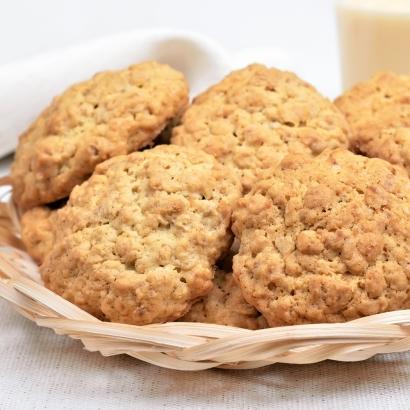 Porridge Kekse