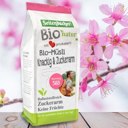 Bio Müsli Knackig & zuckerarm