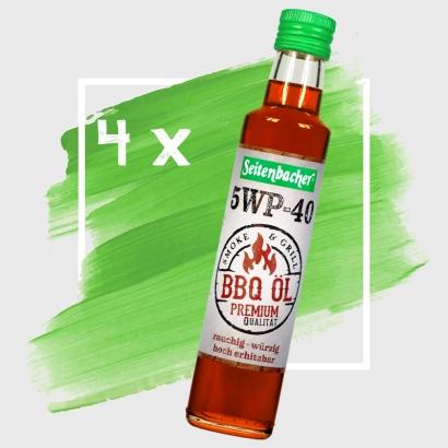 BBQ Öl