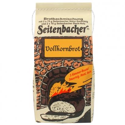 Backmischung Vollkornbrot für gesunde und leckere Brote
