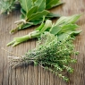 Bio Italienisches Kräuteröl für leckere Gerichte