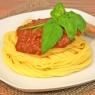 Grünkern Bolognese die vegetarische Variante