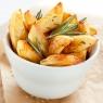 Rosmarinkartoffeln ohne verbrannte Kräuter