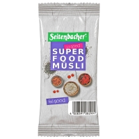 Super Food Müsli Portionsbeutel