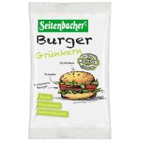 Grünkern Burger