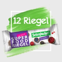 Super Food Riegel Sparpack