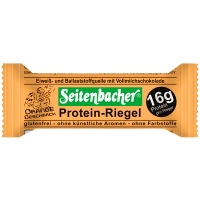 Proteinriegel Orange