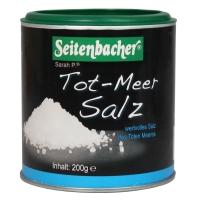 Tot-Meer Salz ist gesund und reich an Mineralien.