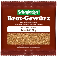 Brot-Gewürz zum Backen