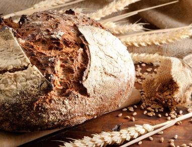Odenwälder Bauernbrot ist ein kräftiges Brot aus Vollkorngetreide