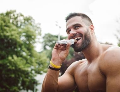 Wann Proteinriegel essen