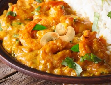 Hähnchen Kokos Curry
