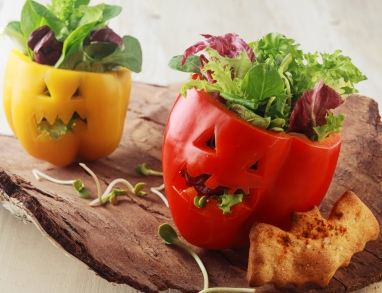 Halloween Salat