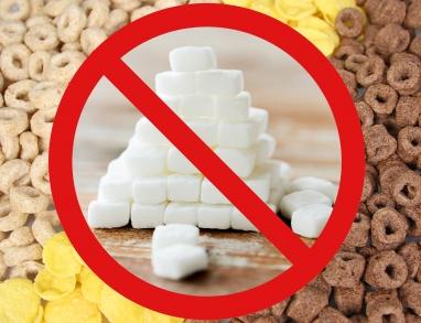Kein zugesetzter Zucker