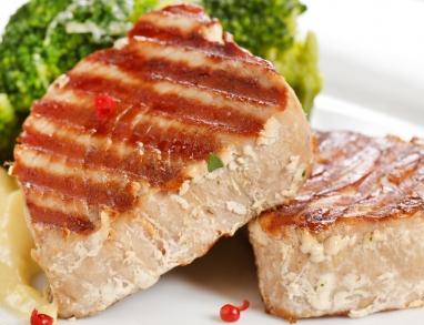 eine proteinreiche und sehr leckere Mahlzeit