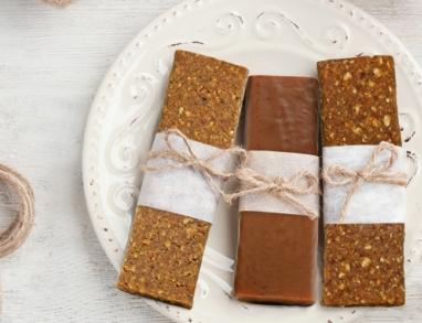 glutenfreie und laktosefreie Riegel