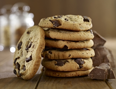 leckere und knusprige Kekse
