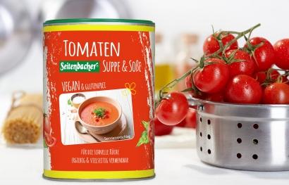 Tomaten Suppe und Soße