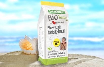 Bio Müsli Karibik-Traum