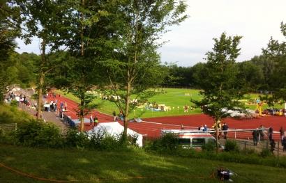 Gaukinderturnfest 2013 Remseck Sportstaette